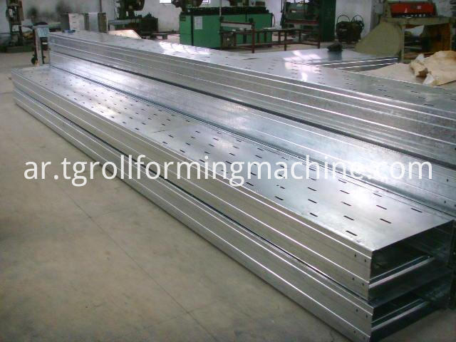 Cable Tray Roll Making Form Machine