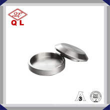 3A Stainless Steel Hygienic Blank with Ferrule Ends 16ai-15I