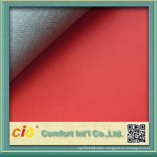 China High Quality PU Coated Leather