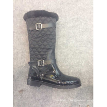 резиновые ковбой дождь ботинки женщин D-685