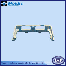 Piezas de fundición a presión de zinc y aluminio para juntas con múltiples ángulos