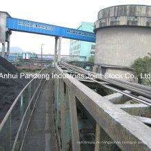 Hoher Leistungsfähigkeits-Kohlenbergwerk-Rohr-Gurtförderer
