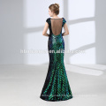 2018 Evening dress ladies new arrival mermaid long evening dress wholesale