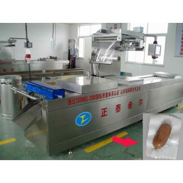 Heat Seal Stretch film Vacuum Packing Machine for Sausage