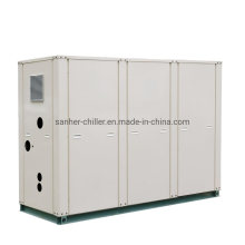 30HP 100kw Industrial Scroll Type Water Cooled Chiller for Injection Molding