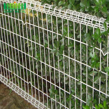 Roll Top GI BRC Mesh Panel Pagar