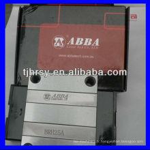 Guide linéaire haute précision ABBA BRH25A de Taiwan