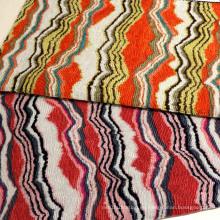 Moda de dos capas Crepe Yoryu tela