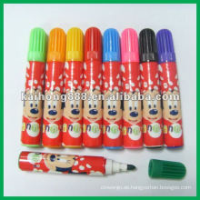 Mini Wasser Farbe Stift mit verschiedenen Farben