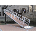 Marine yacht pontoon Aluminium alloy floating dock