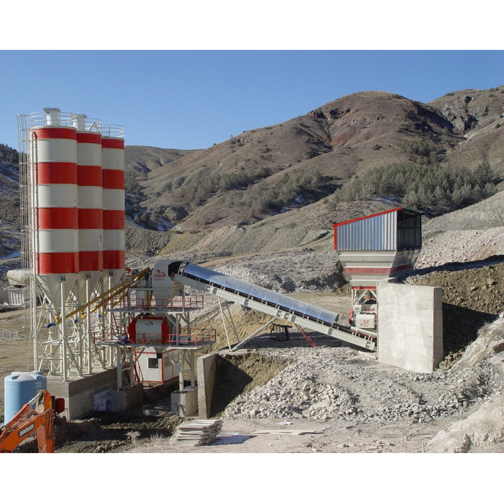 Bach Mix Aggregate Industries نباتات خرسانية