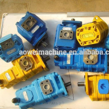 WA450-1/WA470-1 Loader hydraulic gear work pump 705-14-26530 705-12-34210,705-52-20190,705-14-26540,STEERING Transmission Pump,
