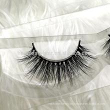 kundenspezifische Wimpernverpackung 3D echte Nerz Wimpern China Fabrik Großhandelspreis