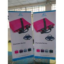 Banner ajustável de X Stand para Feira