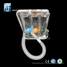 Medical Three Balls Spirometer for Breathing Trainer