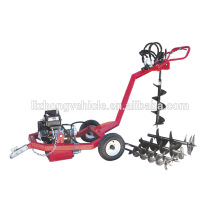 Wholesale china best 9Hp gasoline engine power post hole digger,mini post hole digger,post hole digger auger