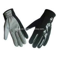 Synthetic Leather Man Garden House Working Gloves