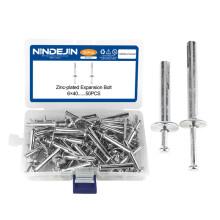 Zinc Alloy M6*40mm M6*50mm Hammer Driver Nail Anchors Expansion Bolts Zinc Plated Anchors Concrete for Brick Block