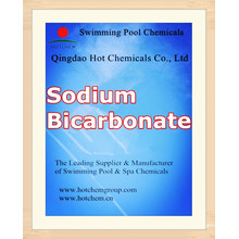 Industrial Grade Sodium Bicarbonate for Swimming Pool Chemicals CAS No. 144-55-8 (Baking Soda Mint)
