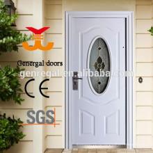 Европейский стиль классические входные двери со стеклом