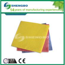 [Factory] CE сертифицированный высококачественный спанлейс очистки ролл