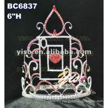 rhinestone tiara