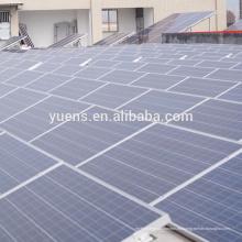 Kits del panel solar de bricolaje Casa solar del montaje del tejado plano