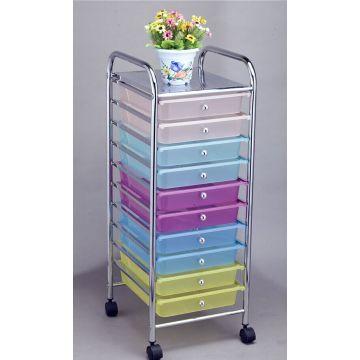 10 Tier Storage Cart