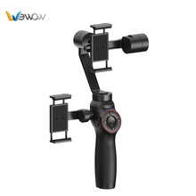 Best quality and factory for Three-Axis Stabilizer For Smartphone Professional gimbal for smartphone action camera export to Turkey Suppliers