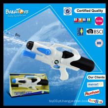 Férias de verão crianças brinquedos de alta pressão pistola de água design