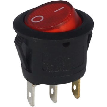 Lampu Rocker Switch 12V