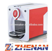 Coffee espresso ULKA clear plastic coffee tables