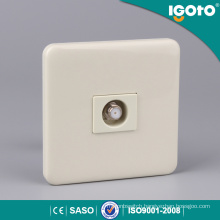 TV Wall Socket for Saudi Arabia Market