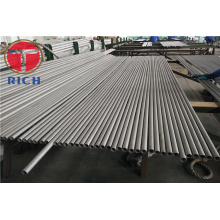 SA 214 Carbon Heat Exchanger Condenser Superheater Tubes