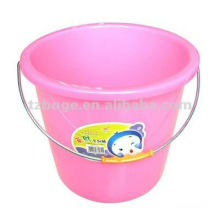 plastic household bucket mould