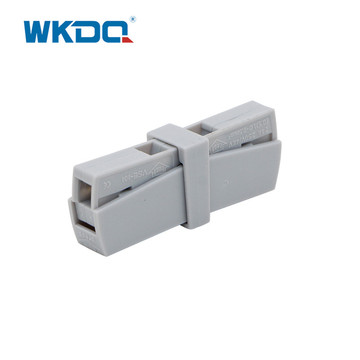WAGO Push In lighting connector