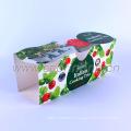 Productos de embalaje de tarjetas de papel de impresión en color personalizado