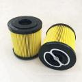 Filtro de retorno de calidad HHC01318 con filtro de aceite hidráulico