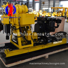 In Stock Diamond Core Machine Hydraulic Rotary Water Well Rig For Sale
