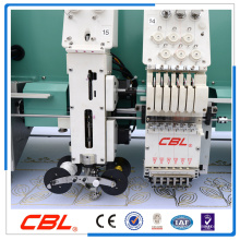 High speed flat and tapping embroidery machine for sale