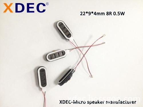 0922 2209 8R 0.5W SPEAKER