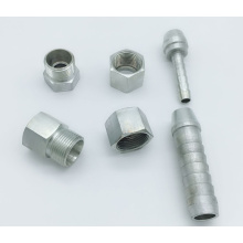 Adaptadores de tubulação União Elbow Nipple Coupling Joint