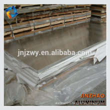 7075 7070 4mm aluminum sheet used in Aviation 1mm