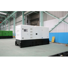 100kVA FAW Diesel Power Generator with Soundproof Canopy