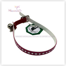 Trelas plásticas do cão de estimação do colar dos acessórios do animal de estimação de 1 * 30cm 9g