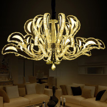 Factory directly sale for Modern Chandelier Lighting decorate hanging chandelier crystals from ceiling export to Indonesia Suppliers