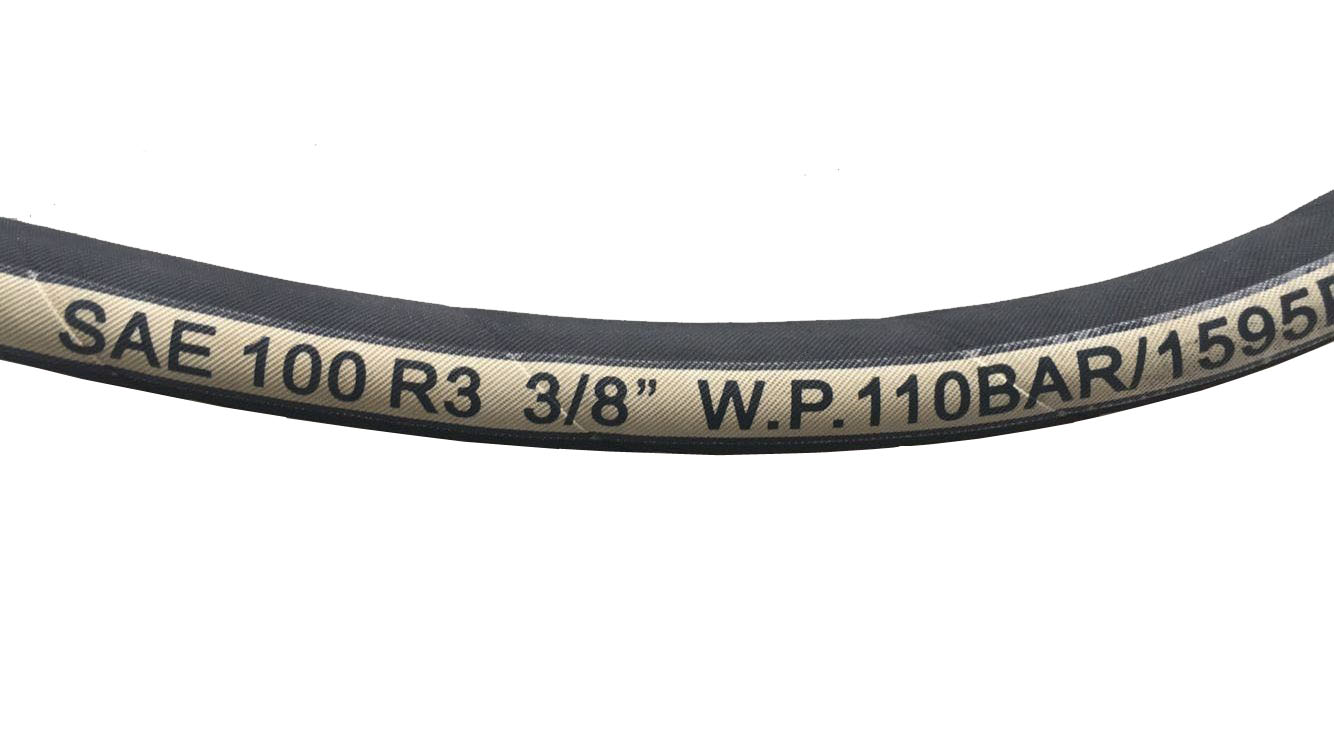 low pressure oil hose R3