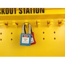 Sicherheitsstation für LOTO Produkte