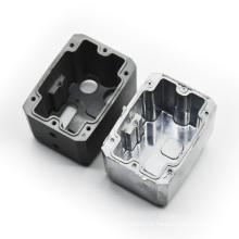 customized designed waterproof electronic aluminum parts metal enclosure box Manufacturer