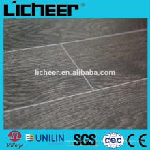Имитированный деревянный пол крытый / легкий щелчок настил ламината
